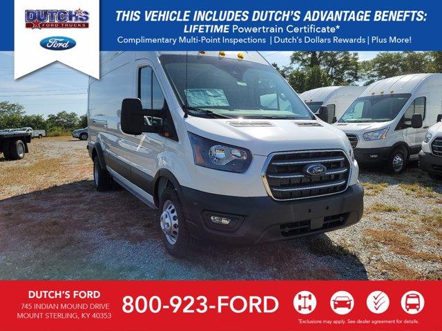 2020 Ford Transit 350 HD High Roof DRW RWD, Empty Cargo Van #F9072 - photo 1