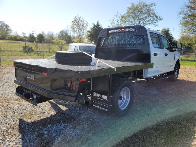 2020 Ford F-350 Crew Cab DRW 4x4, Knapheide Platform Body #F9129 - photo 1