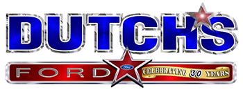 Dutch's Ford logo