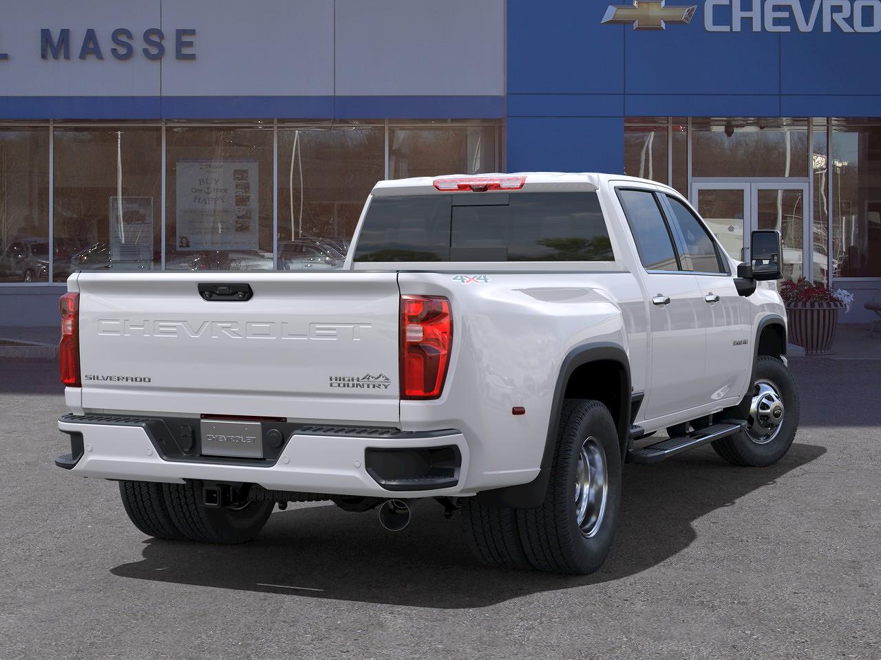 2021 Chevrolet Silverado 3500 Crew Cab 4x4, Pickup #CK1380 - photo 2