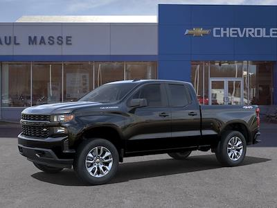 2021 Chevrolet Silverado 1500 Double Cab 4x4, Pickup #CK1392 - photo 3