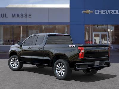 2021 Chevrolet Silverado 1500 Double Cab 4x4, Pickup #CK1392 - photo 4