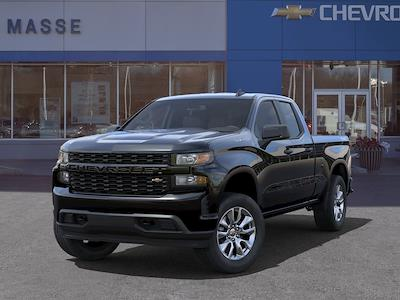 2021 Chevrolet Silverado 1500 Double Cab 4x4, Pickup #CK1392 - photo 6