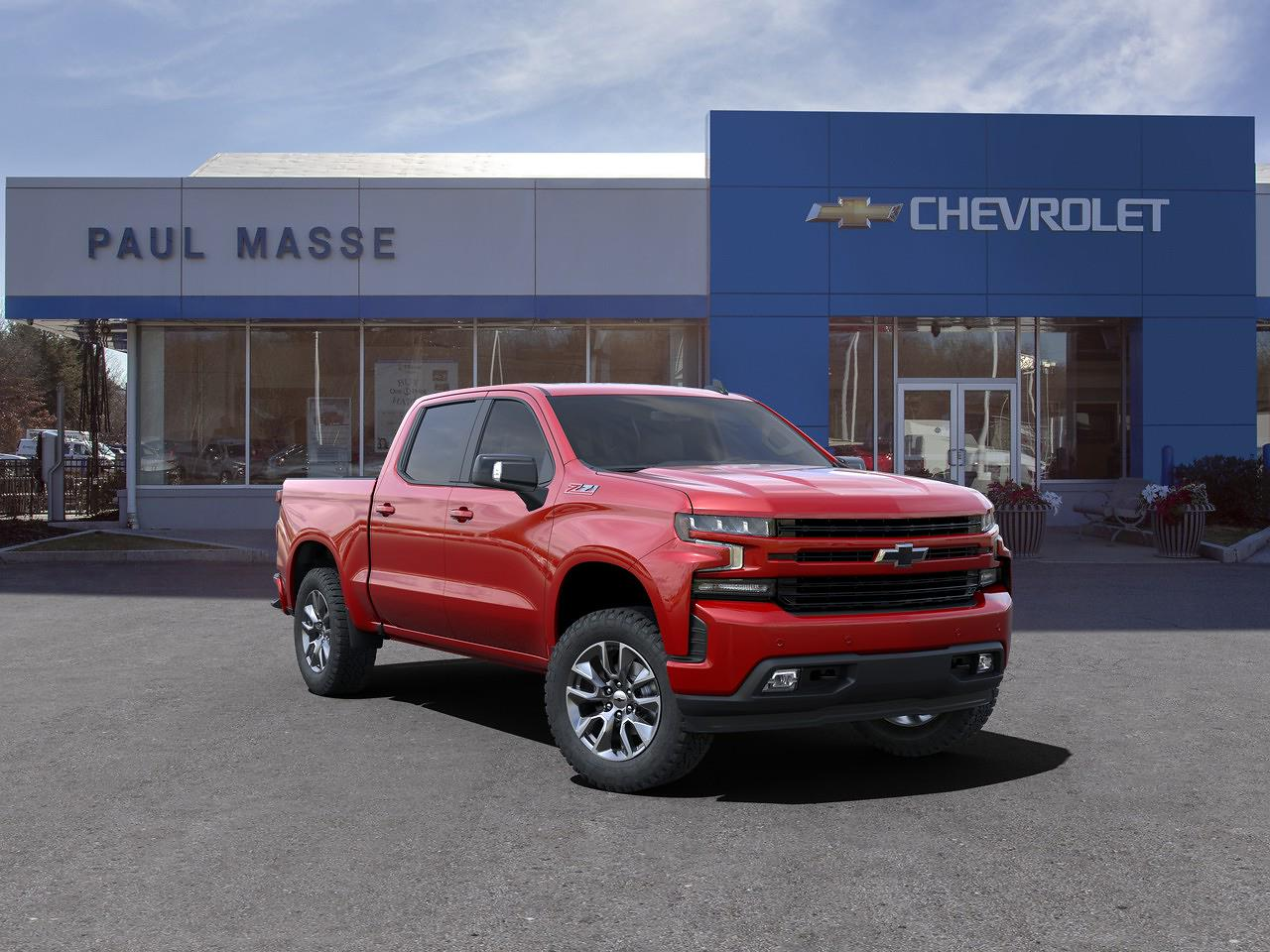 2021 Chevrolet Silverado 1500 Crew Cab 4x4, Pickup #CK1400 - photo 1