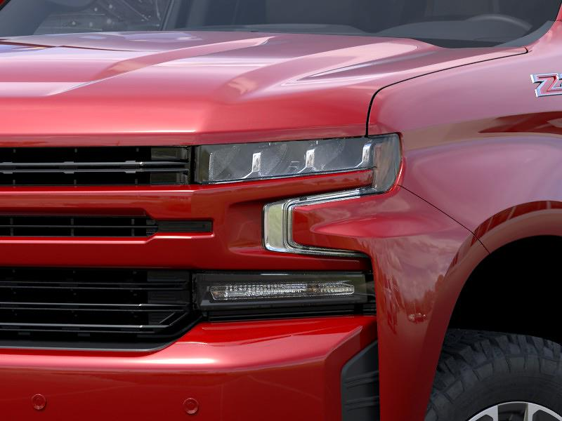 2021 Chevrolet Silverado 1500 Crew Cab 4x4, Pickup #CK1400 - photo 8