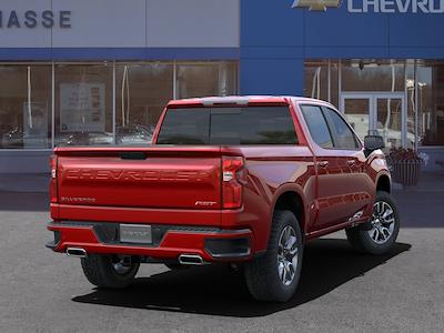 2021 Chevrolet Silverado 1500 Crew Cab 4x4, Pickup #CK1400 - photo 2