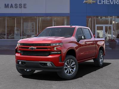 2021 Chevrolet Silverado 1500 Crew Cab 4x4, Pickup #CK1400 - photo 6