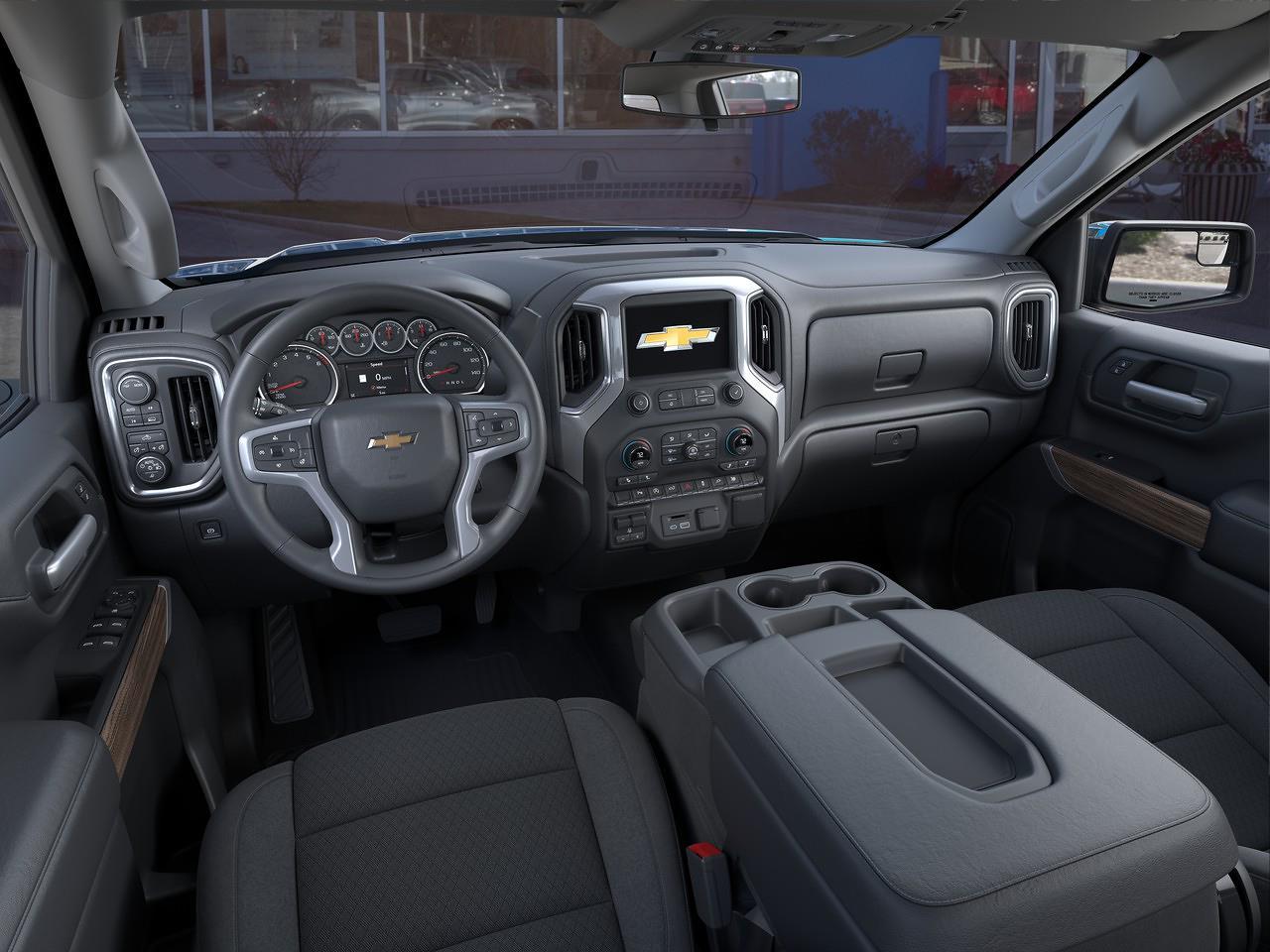 2021 Chevrolet Silverado 1500 Crew Cab 4x4, Pickup #CK1411 - photo 12