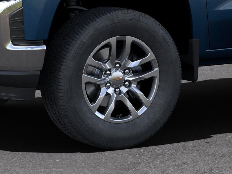 2021 Chevrolet Silverado 1500 Crew Cab 4x4, Pickup #CK1411 - photo 7