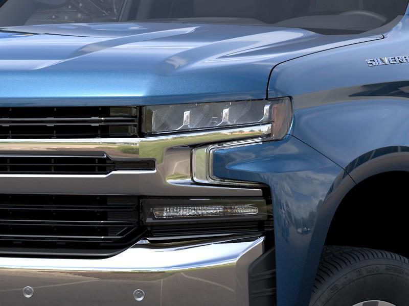 2021 Chevrolet Silverado 1500 Crew Cab 4x4, Pickup #CK1411 - photo 8