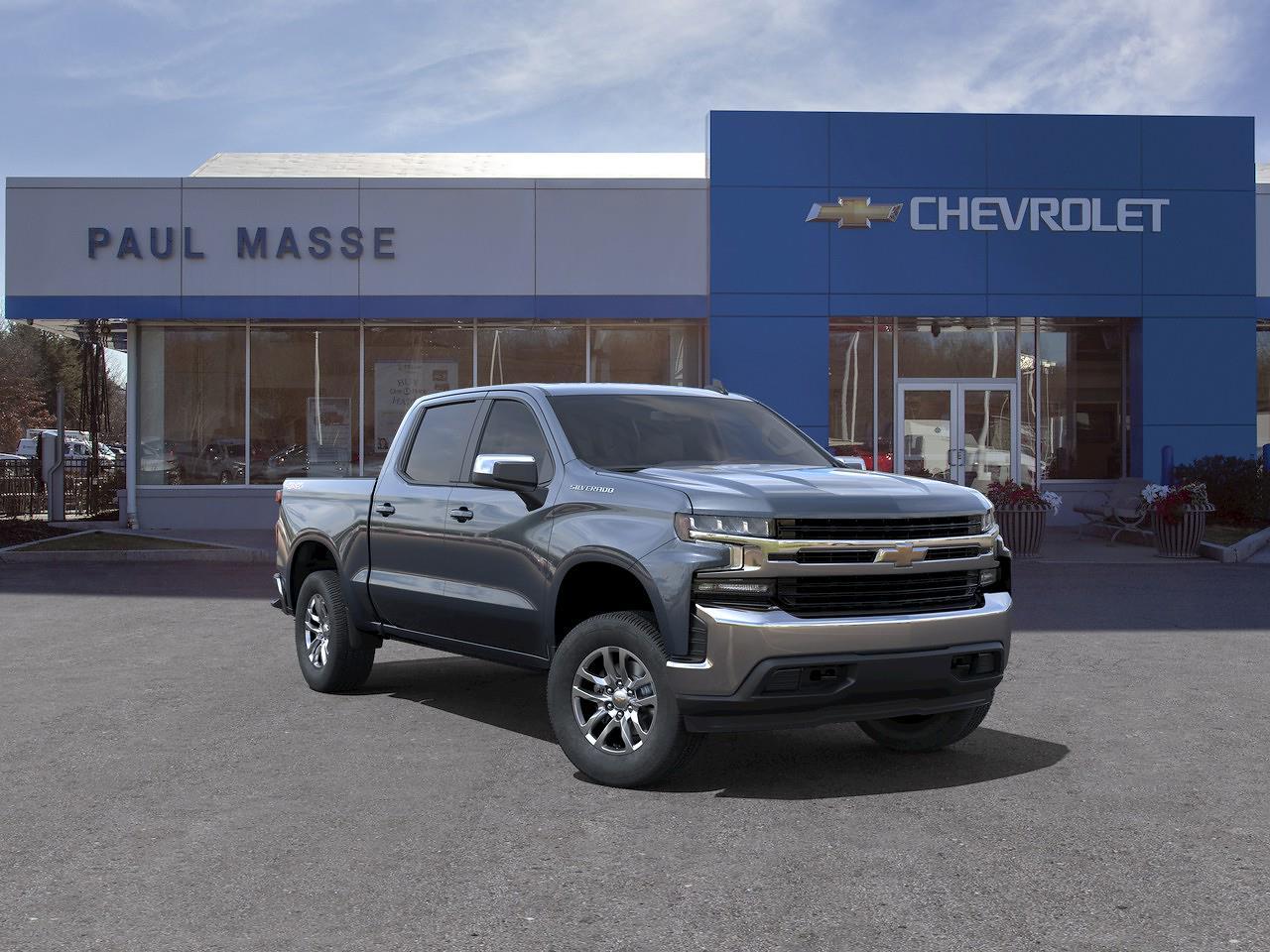 2021 Chevrolet Silverado 1500 4x4, Pickup #CK1530 - photo 1
