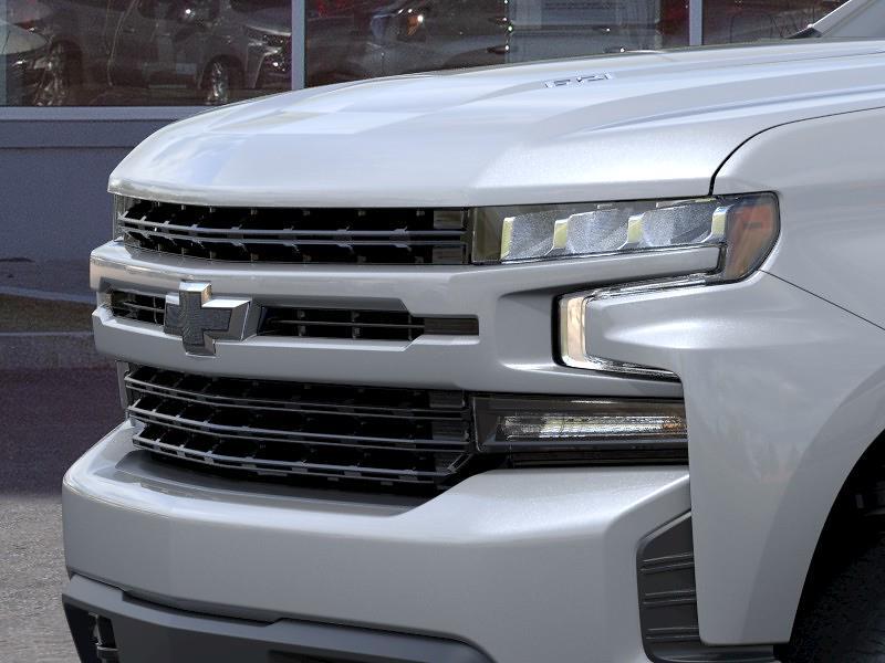 2021 Chevrolet Silverado 1500 Crew Cab 4x4, Pickup #CK1533 - photo 11