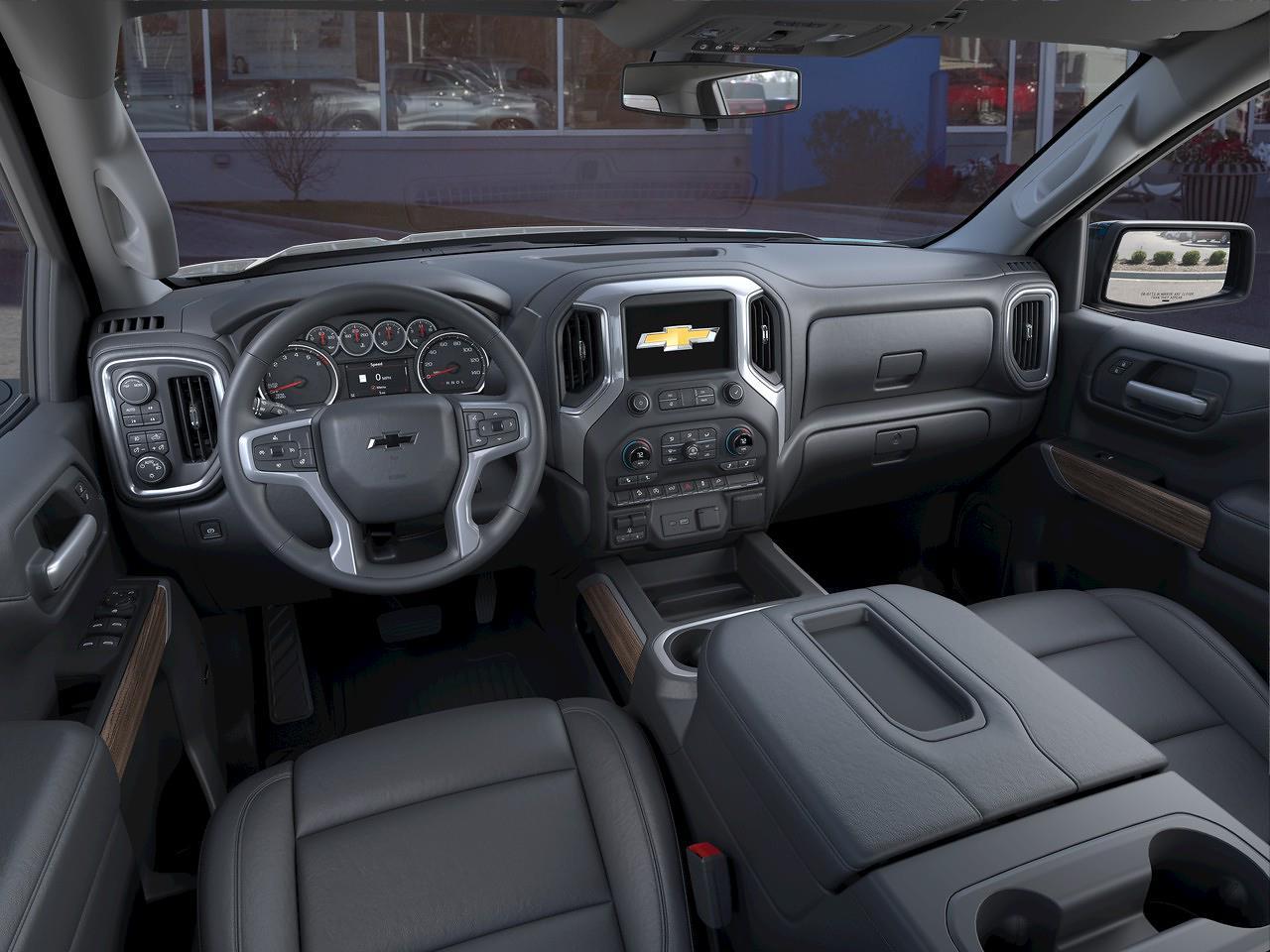 2021 Chevrolet Silverado 1500 Crew Cab 4x4, Pickup #CK1533 - photo 12