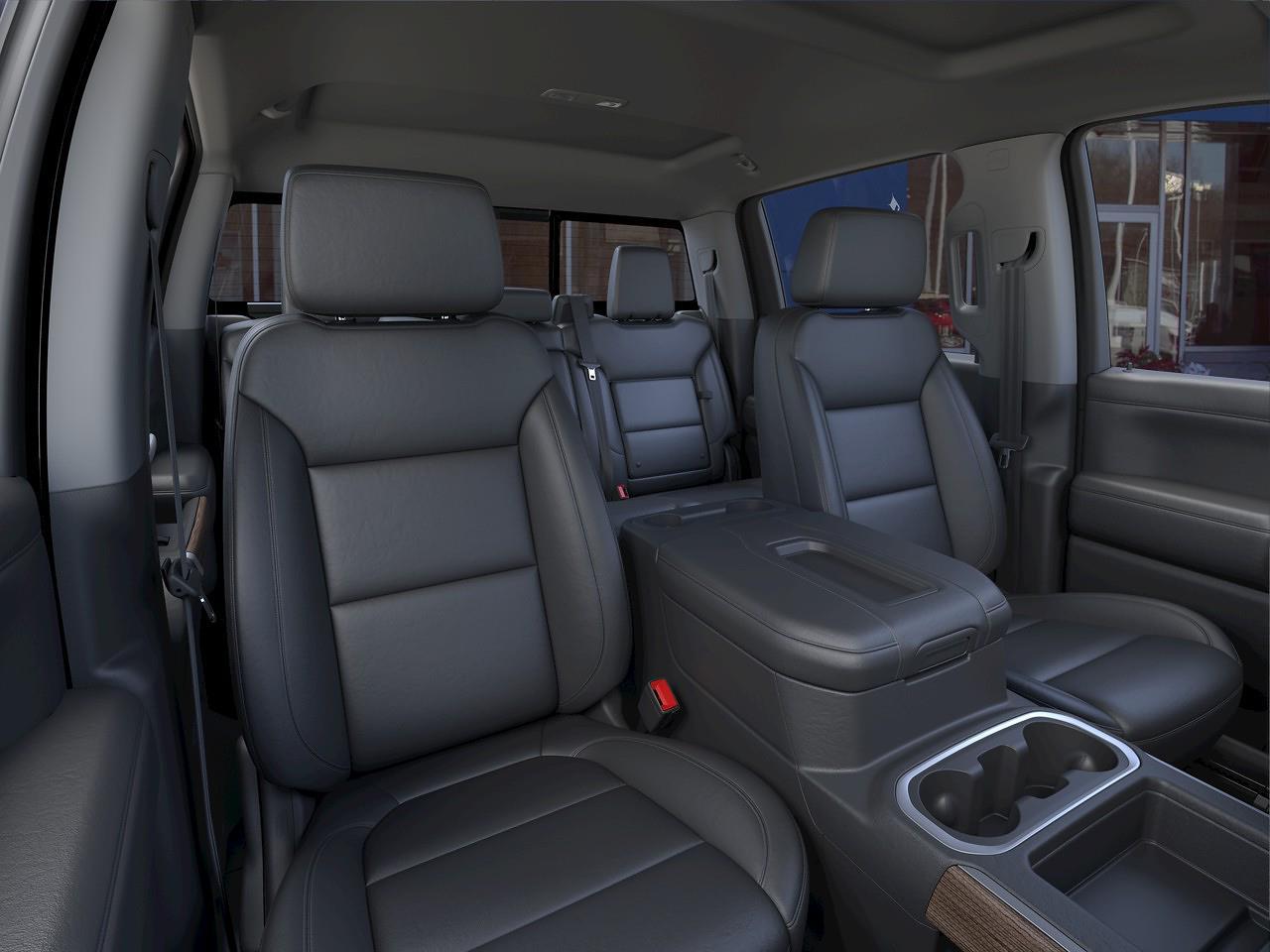 2021 Chevrolet Silverado 1500 Crew Cab 4x4, Pickup #CK1533 - photo 13