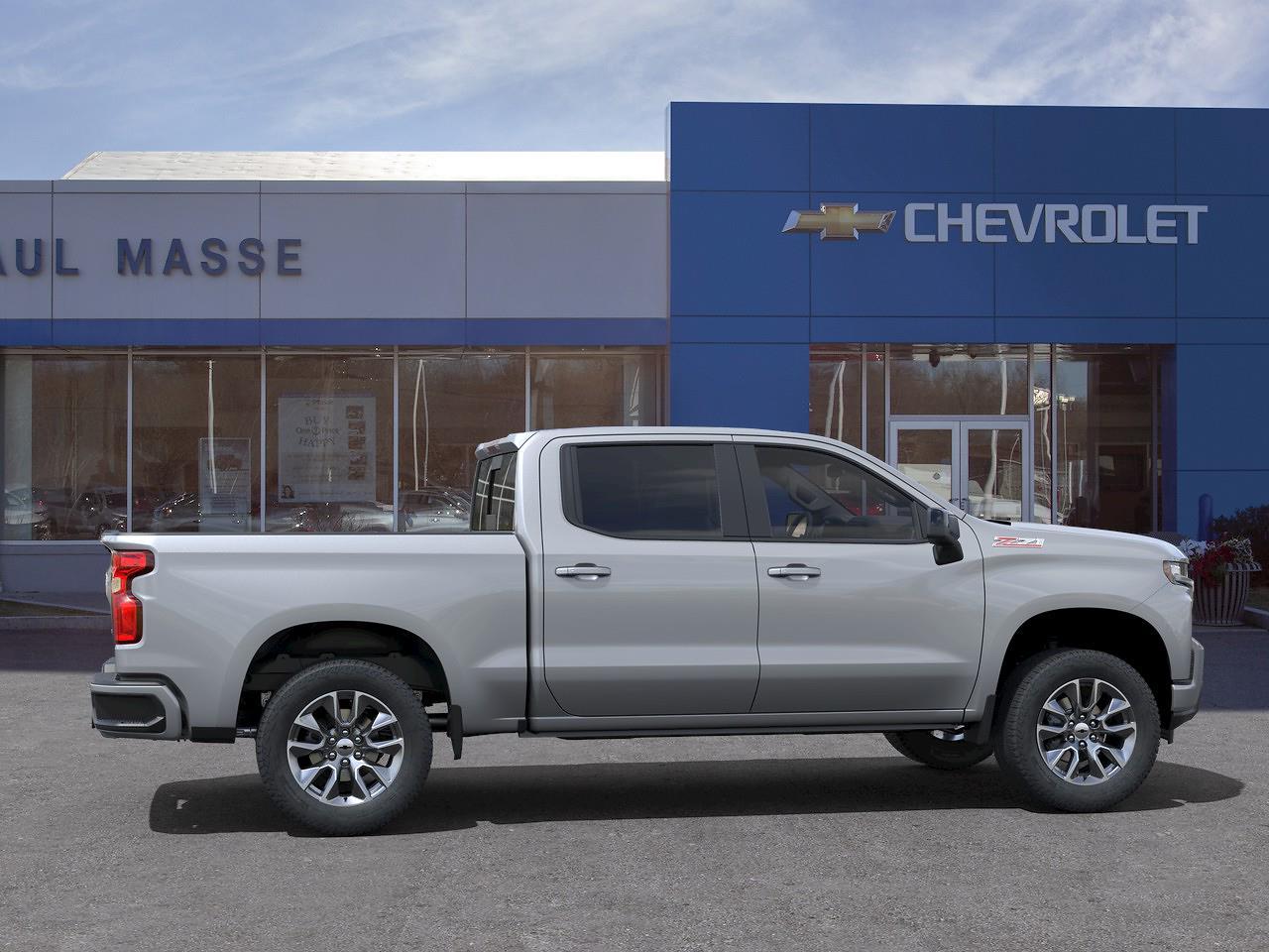 2021 Chevrolet Silverado 1500 Crew Cab 4x4, Pickup #CK1533 - photo 5