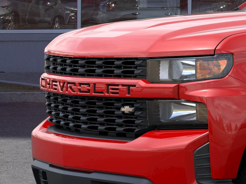 2021 Chevrolet Silverado 1500 Double Cab 4x4, Pickup #CK1545 - photo 11