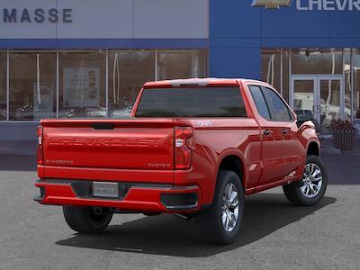 2021 Chevrolet Silverado 1500 Double Cab 4x4, Pickup #CK1545 - photo 2