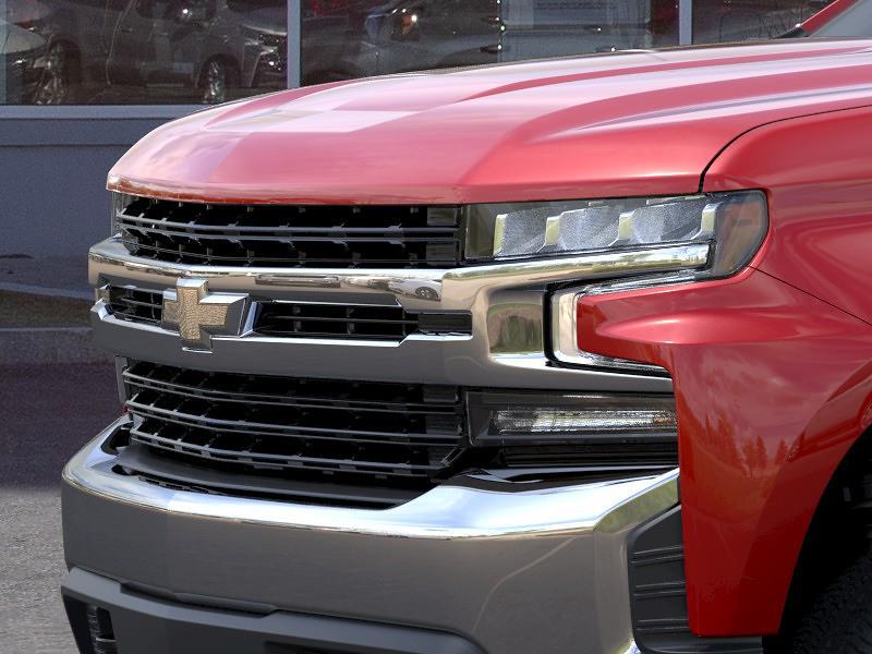 2021 Chevrolet Silverado 1500 Crew Cab 4x4, Pickup #CK1552 - photo 10