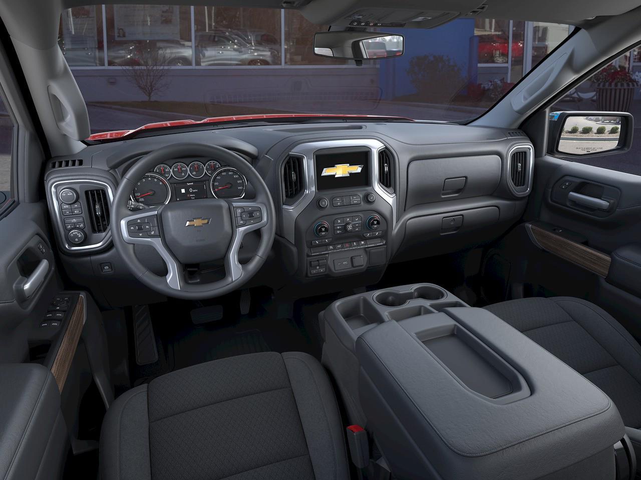 2021 Chevrolet Silverado 1500 Crew Cab 4x4, Pickup #CK1552 - photo 11