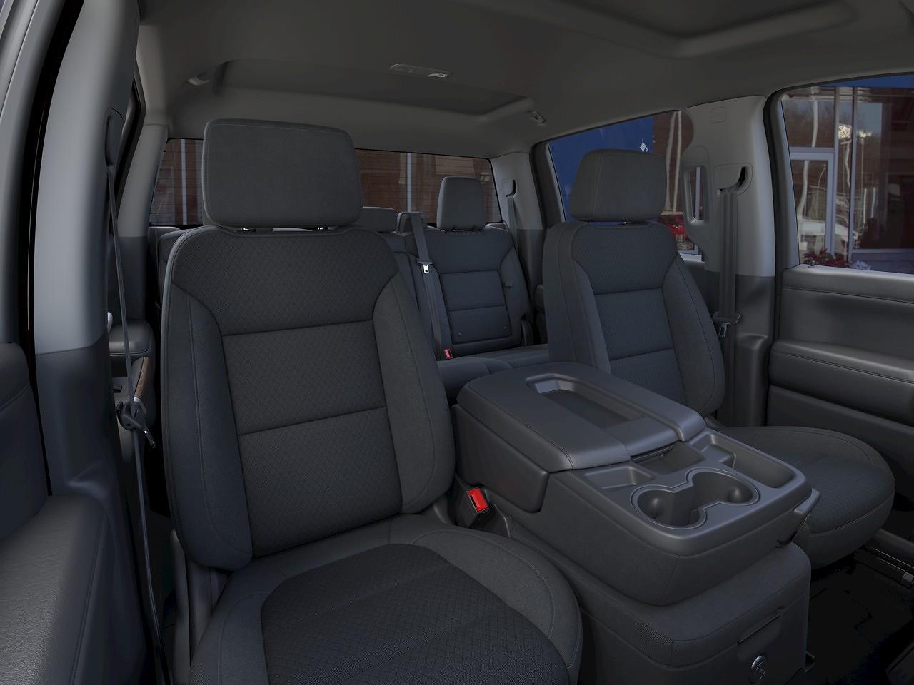 2021 Chevrolet Silverado 1500 Crew Cab 4x4, Pickup #CK1552 - photo 12