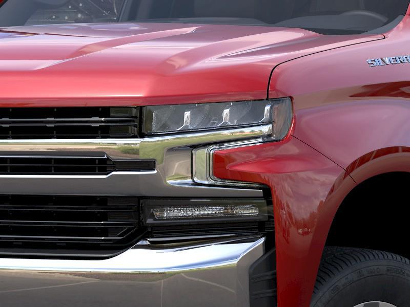 2021 Chevrolet Silverado 1500 Crew Cab 4x4, Pickup #CK1552 - photo 7