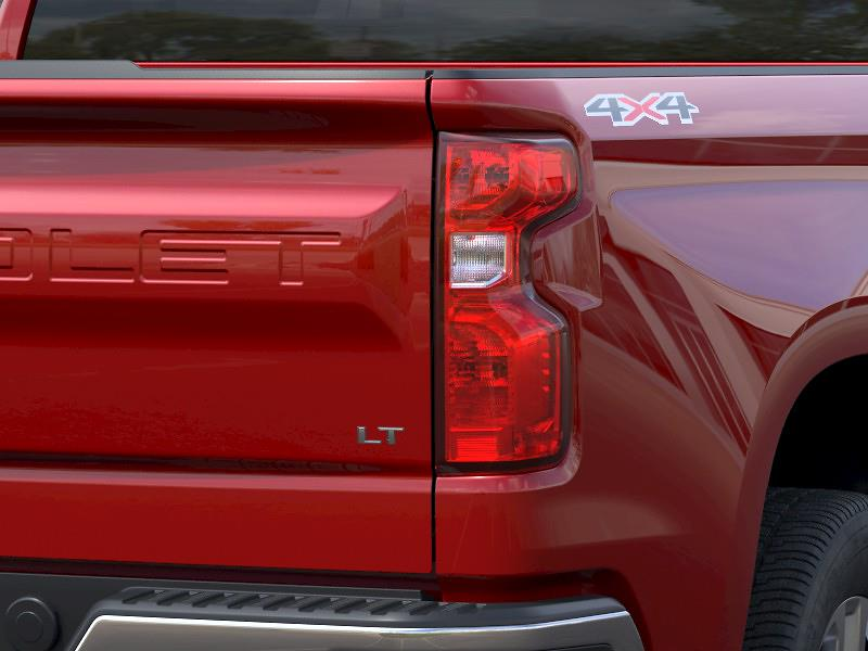 2021 Chevrolet Silverado 1500 Crew Cab 4x4, Pickup #CK1552 - photo 8