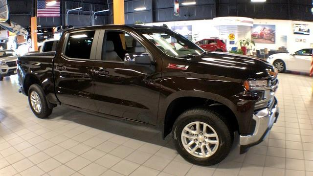 2019 Silverado 1500 Crew Cab 4x4,  Pickup #CK9010 - photo 17