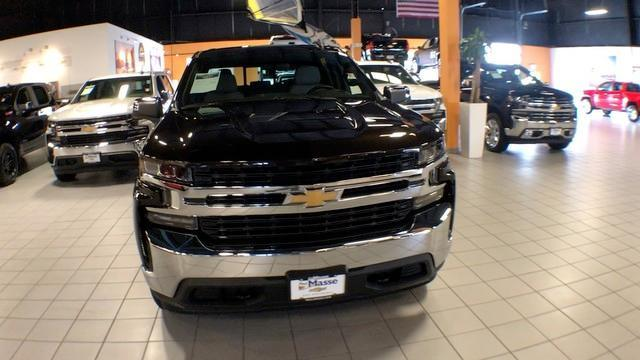 2019 Silverado 1500 Crew Cab 4x4,  Pickup #CK9010 - photo 3