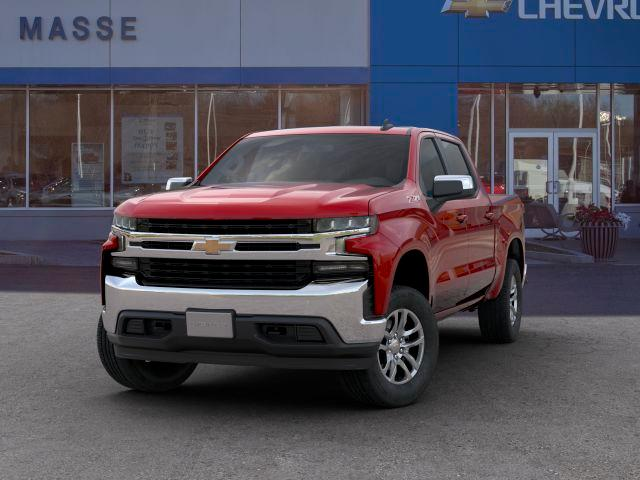 2019 Silverado 1500 Crew Cab 4x4,  Pickup #CK9081 - photo 18