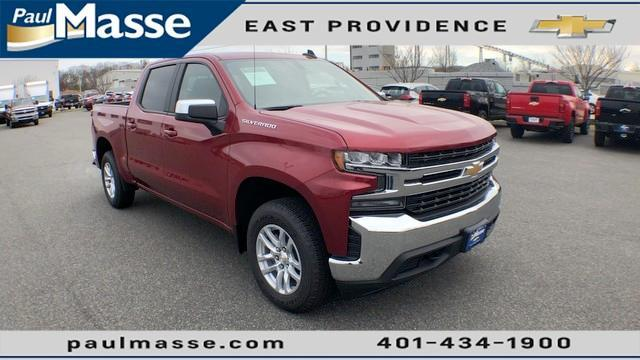 2019 Silverado 1500 Crew Cab 4x4,  Pickup #CK9148 - photo 1