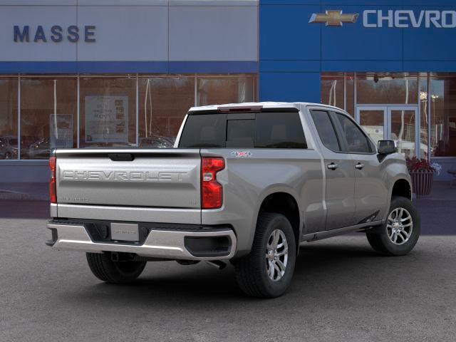 2019 Silverado 1500 Double Cab 4x4,  Pickup #CK9176 - photo 4