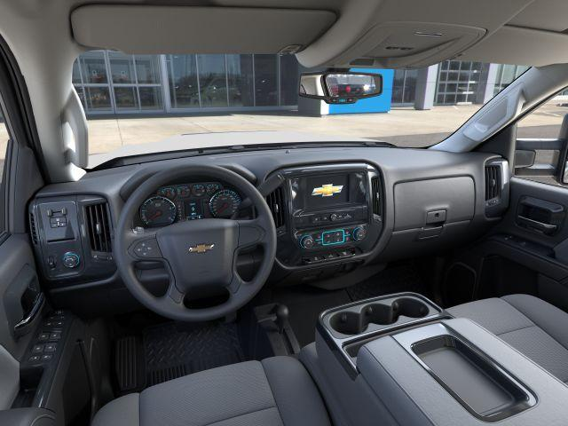 2019 Silverado 2500 Crew Cab 4x4,  Pickup #CK9178 - photo 10