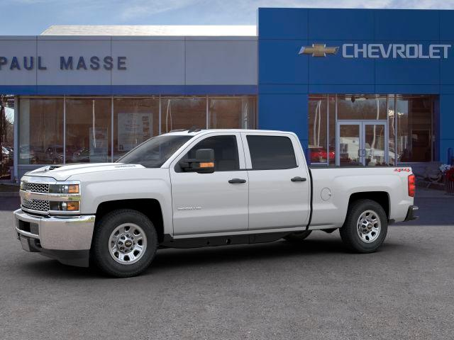 2019 Silverado 2500 Crew Cab 4x4,  Pickup #CK9178 - photo 3