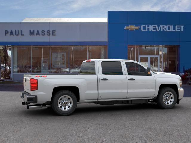 2019 Silverado 2500 Crew Cab 4x4,  Pickup #CK9178 - photo 5