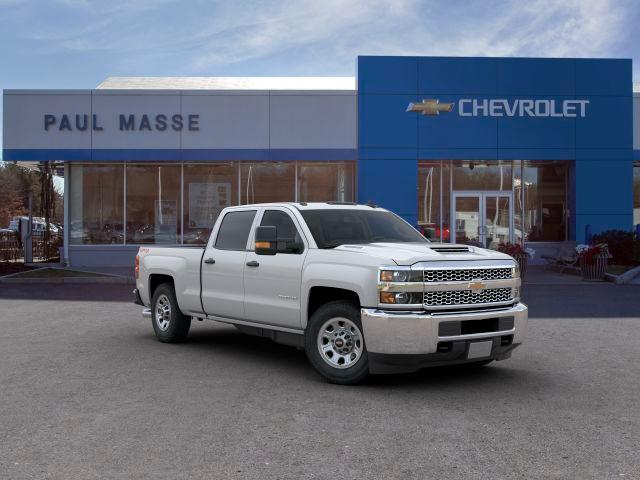 2019 Silverado 2500 Crew Cab 4x4,  Pickup #CK9178 - photo 6