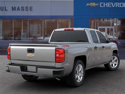 2019 Silverado 1500 Double Cab 4x4,  Pickup #CK9247 - photo 4