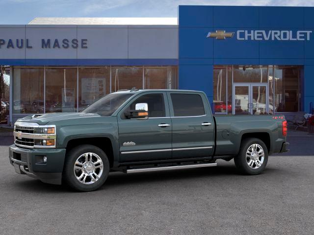 2019 Silverado 2500 Crew Cab 4x4,  Pickup #CK9256 - photo 3