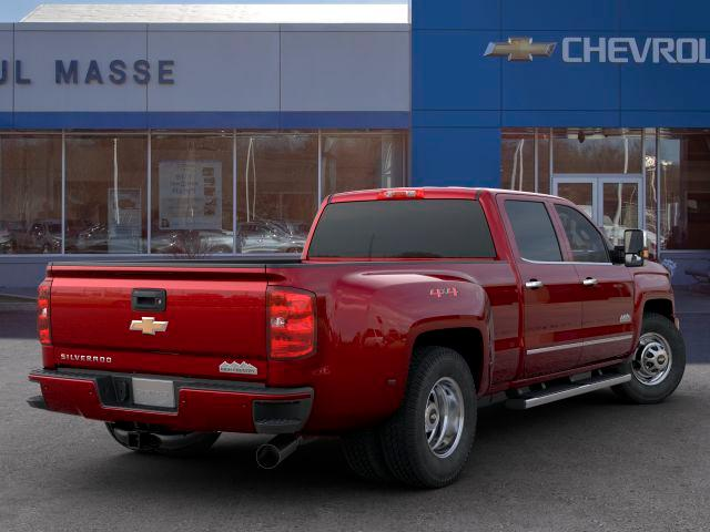 2019 Silverado 3500 Crew Cab 4x4,  Pickup #CK9260 - photo 4