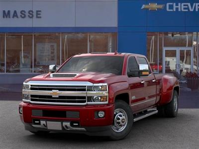 2019 Silverado 3500 Crew Cab 4x4,  Pickup #CK9260 - photo 1