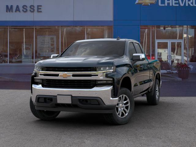 2019 Silverado 1500 Double Cab 4x4,  Pickup #CK9273 - photo 1