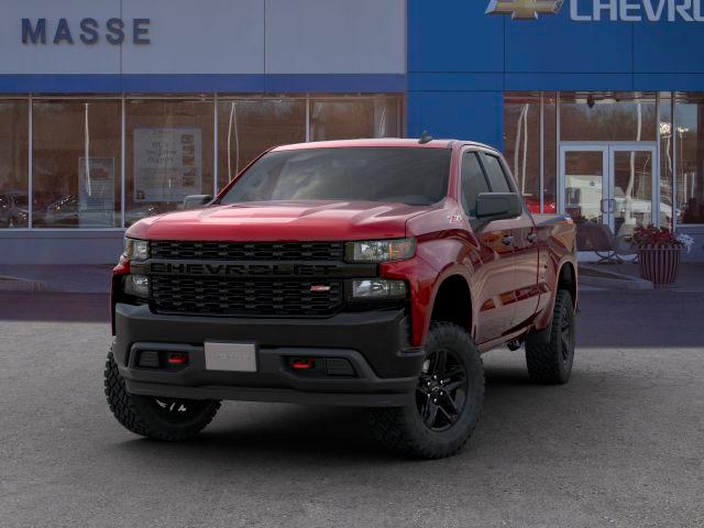 2019 Silverado 1500 Double Cab 4x4,  Pickup #CK9283 - photo 1