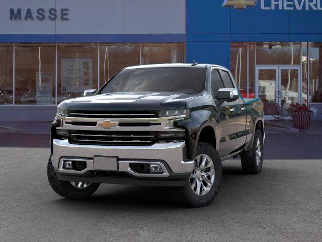 2019 Silverado 1500 Double Cab 4x4,  Pickup #CK9289 - photo 1