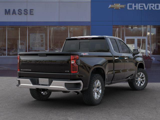 2019 Silverado 1500 Double Cab 4x4,  Pickup #CK9289 - photo 4