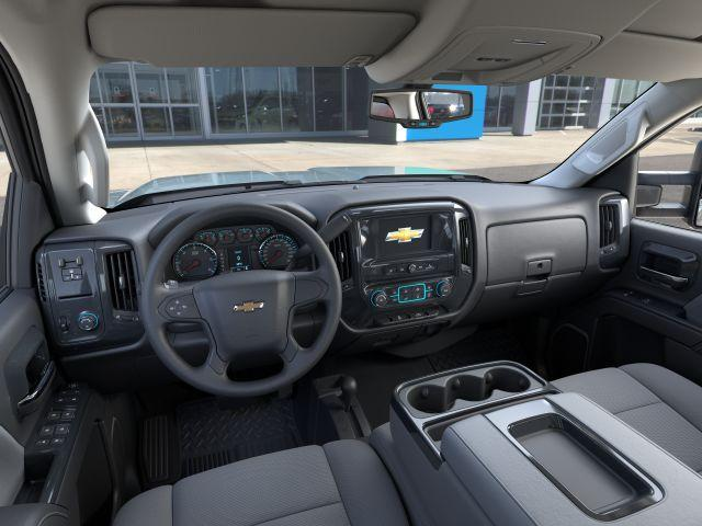 2019 Silverado 2500 Double Cab 4x4,  Pickup #CK9304 - photo 10
