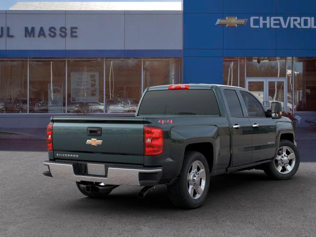 2019 Silverado 2500 Double Cab 4x4,  Pickup #CK9304 - photo 4