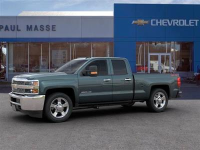 2019 Silverado 2500 Double Cab 4x4,  Pickup #CK9304 - photo 3