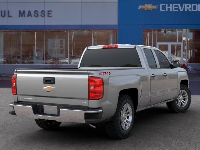 2019 Silverado 1500 Double Cab 4x4,  Pickup #CK9326 - photo 4