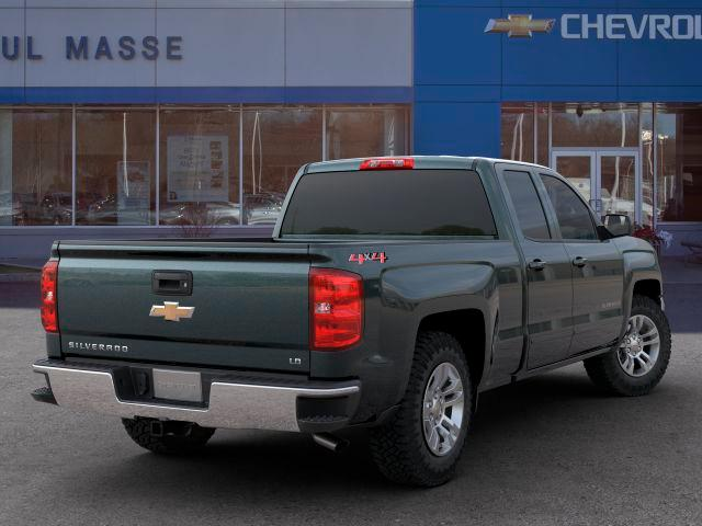2019 Silverado 1500 Double Cab 4x4,  Pickup #CK9341 - photo 4