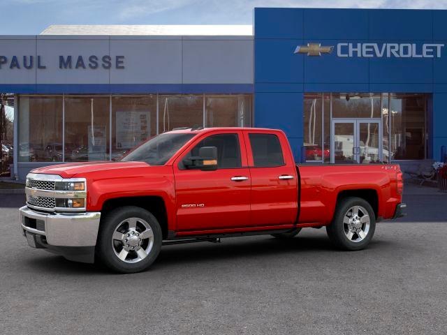 2019 Silverado 2500 Double Cab 4x4,  Pickup #CK9346 - photo 3