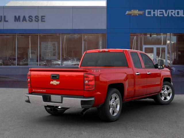 2019 Silverado 2500 Double Cab 4x4,  Pickup #CK9346 - photo 4